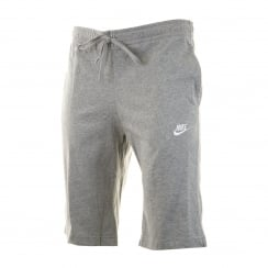 Nike Mens NSW Jersey Club Shorts (Grey)