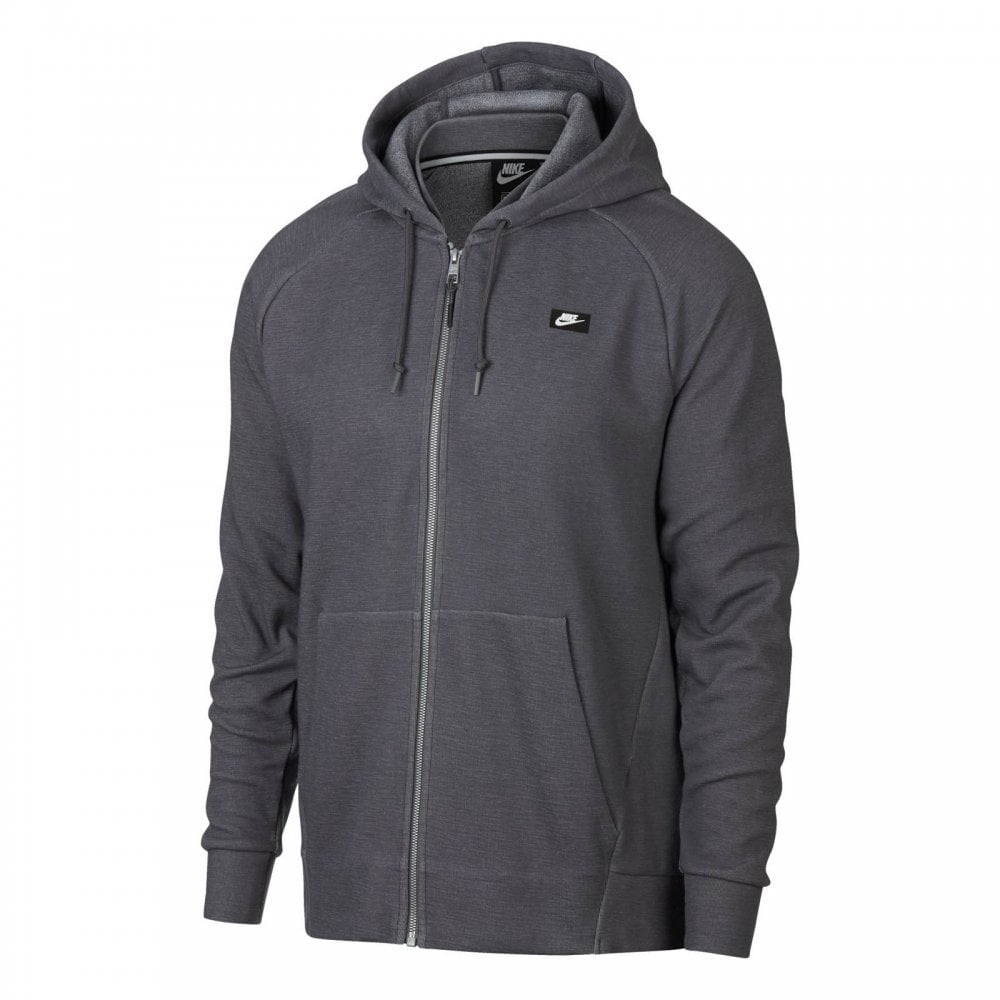 Nike Mens Optic Hoodie (Dark Grey) - Mens from Loofes UK c45ef751e9ef