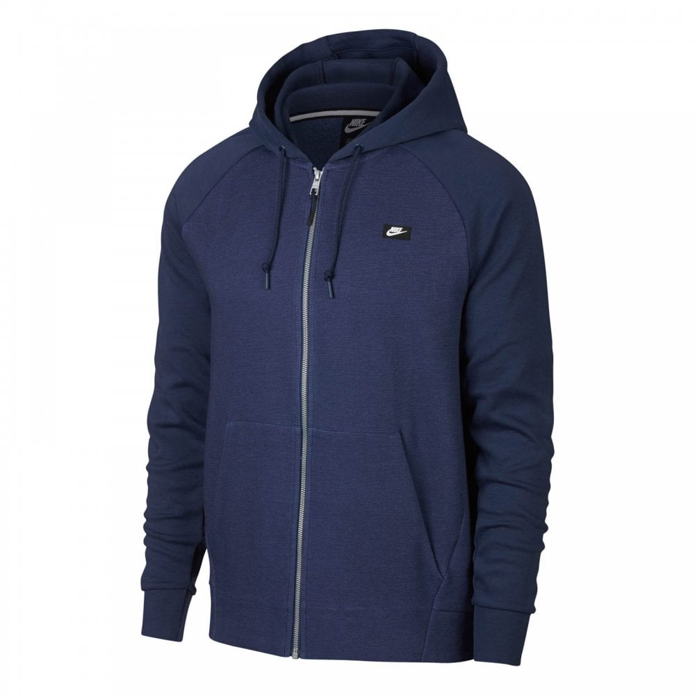f110fa27f Nike Mens Optic Hoodie (Navy) - Mens from Loofes UK