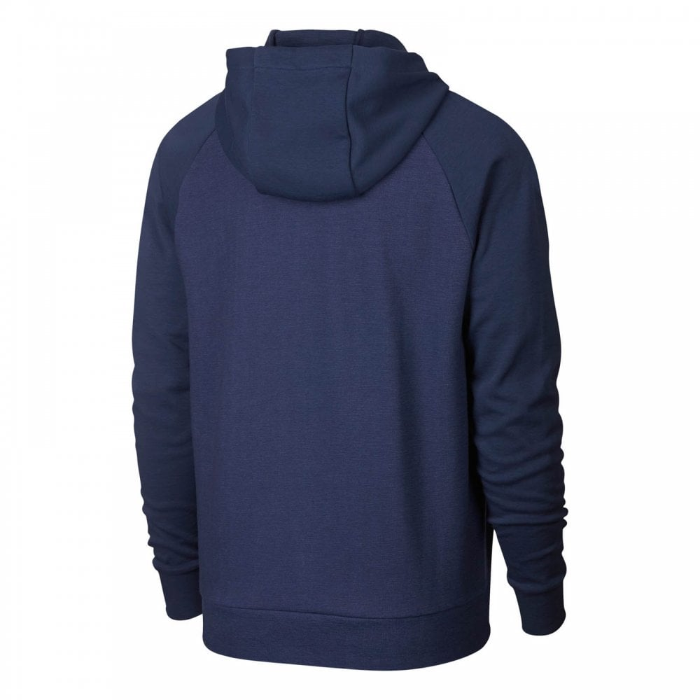 8a4cb9aef10d Nike Mens Optic Hoodie (Navy) - Mens from Loofes UK