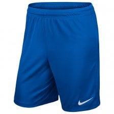 d44abebe4ed Nike Mens Park Dry Knit Shorts (Royal)