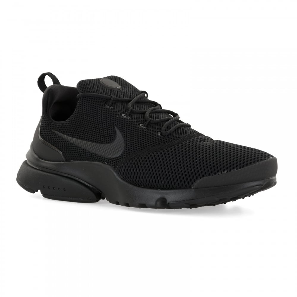 154dbf90002 Nike Mens Presto Fly Trainers (Black) - Mens from Loofes UK