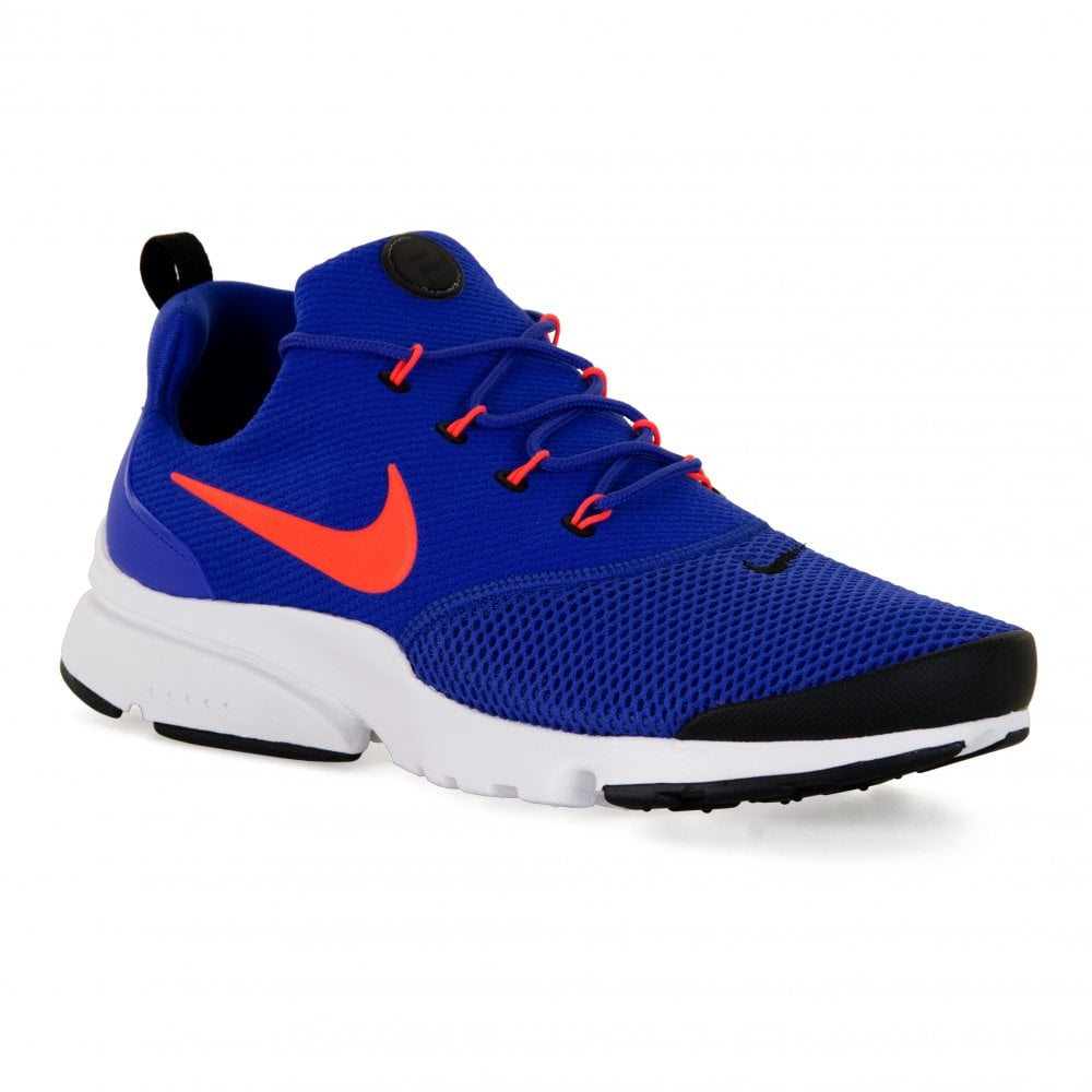 1122c23e55e5 NIKE Nike Mens Presto Fly Trainers (Blue) - Mens from Loofes UK