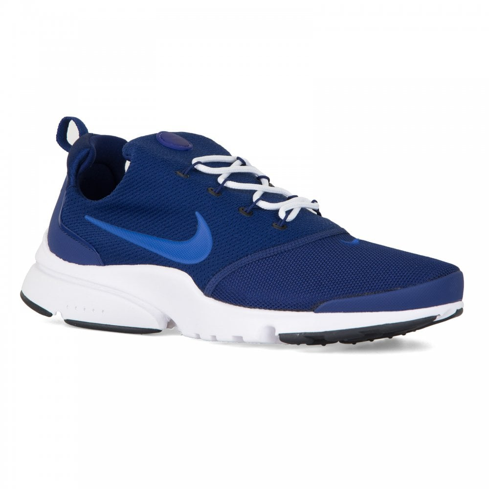 80d49c8ebc7ac Nike Mens Presto Fly Trainers (Blue) - Mens from Loofes UK