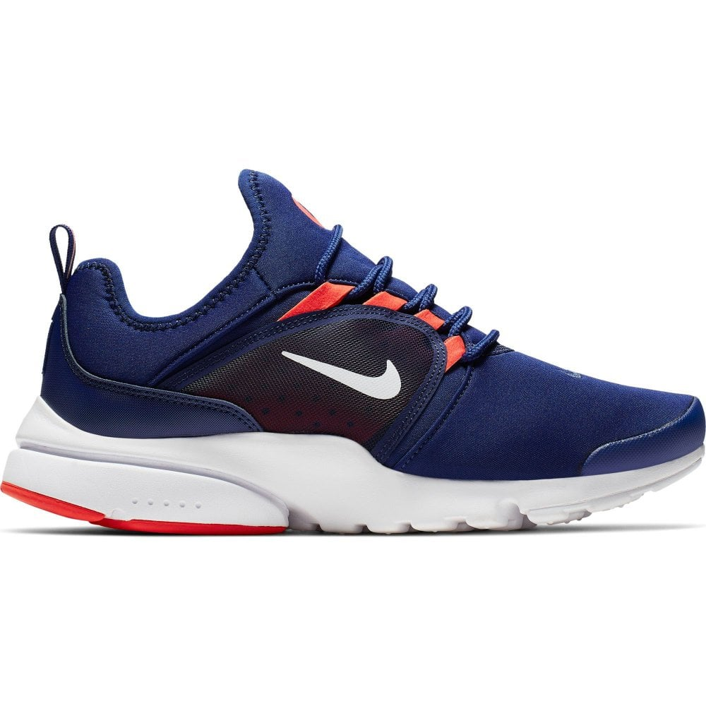 wholesale dealer 0e55a d1d08 Nike Mens Presto Fly World Trainers (Navy   White   Red)