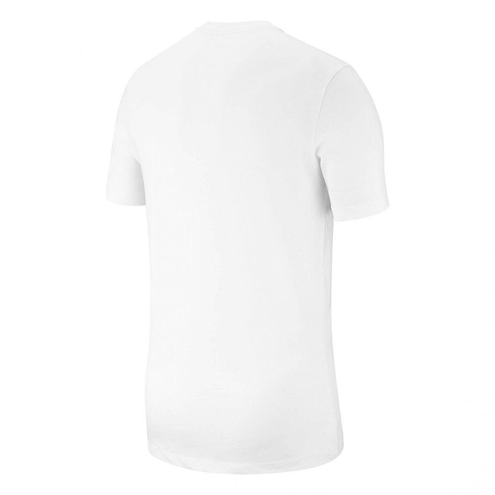 f8e7ac50 NIKE Nike Mens Sportswear Camo T-Shirt (White) - Mens from Loofes UK