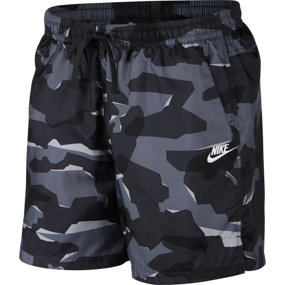 125f34b33dea7 NIKE Nike Mens Sportswear Woven Camo Shorts (Grey) - Mens from Loofes UK