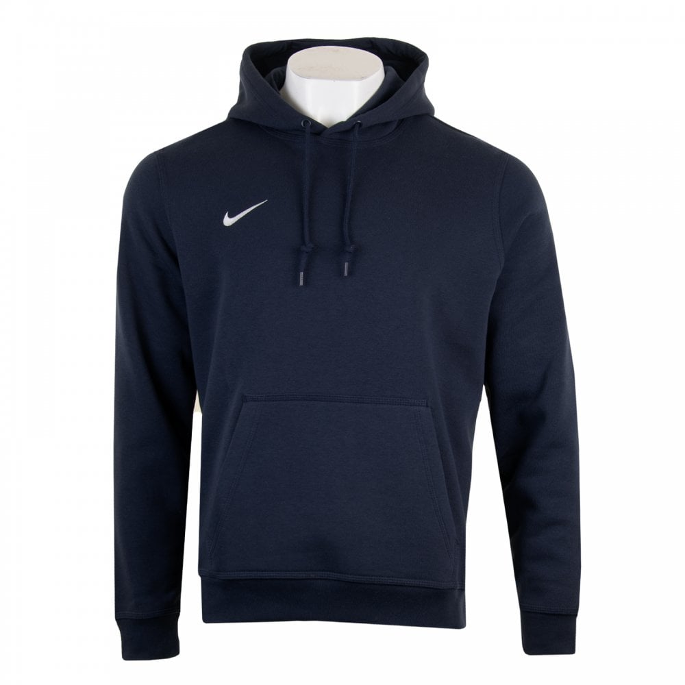 NIKE Nike Mens Team Club Hoody (Navy)