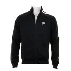 Nike Mens Tribute Track Jacket (Black)