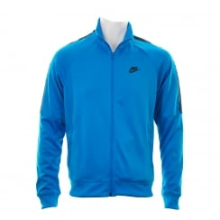 Nike Mens Tribute Track Jacket (Blue)