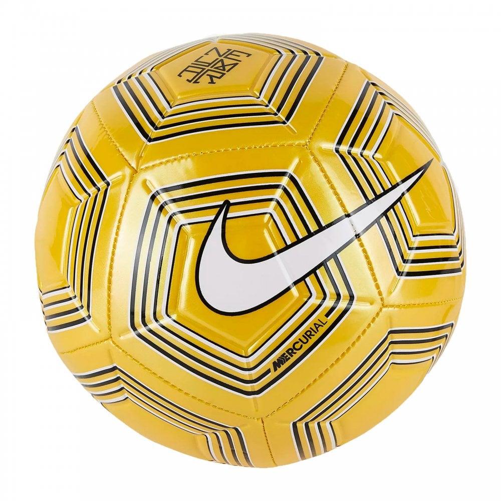 80b2ab216 NIKE Nike Neymar Strike Football (Gold) - Footballs from Loofes UK
