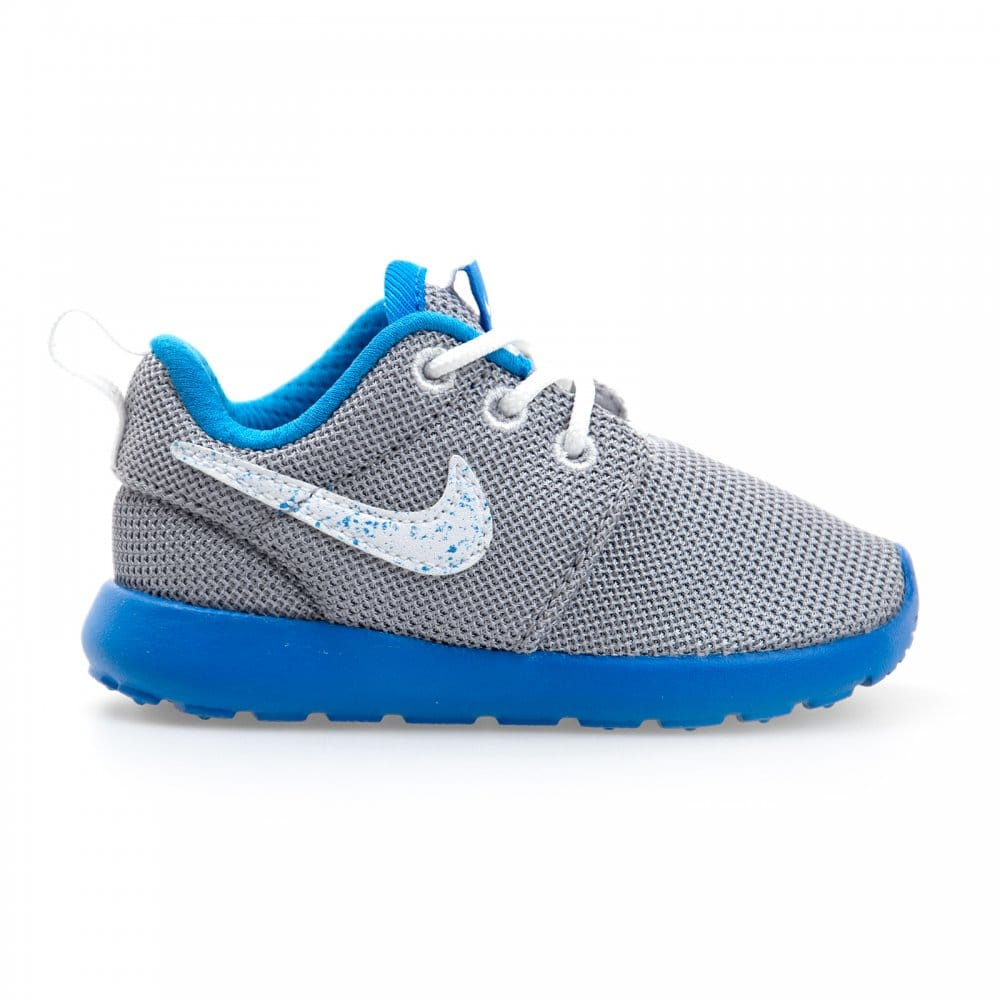 infant nike roshe grey
