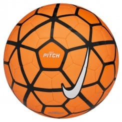 Nike Pitch Football (Orange/Black)
