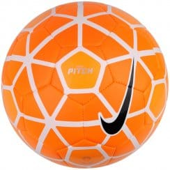 Nike Pitch Football (Orange/White)