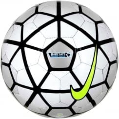 Nike Pitch Premier League Football (Silver/Black/Volt)