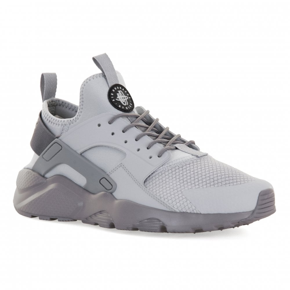 pretty nice 81dcb 17f69 Nike Unisex Air Huarache Run Ultra Trainers (Smoke)