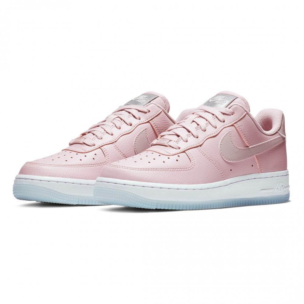 new arrival 04e4c f71e4 Nike Womens Air Force 1   039 07 Essential Trainers ...