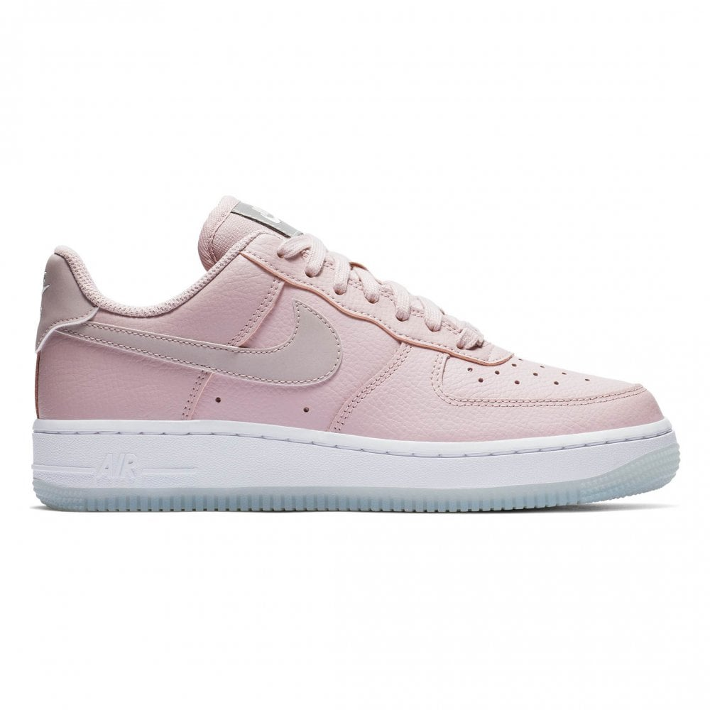 new arrival 45c80 a93ce Nike Womens Air Force 1   039 07 Essential Trainers ...