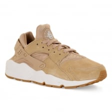 Nike Womens Air Huarache Run SD 417 Trainers (Mushroom)