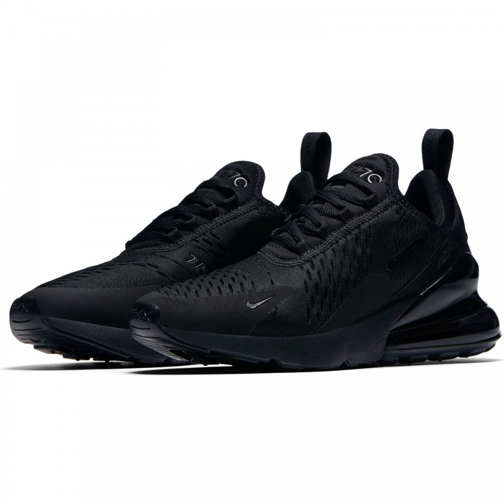 Fábula Cuando Metáfora  NIKE Nike Womens Air Max 270 Trainers (Black) - Womens from Loofes UK