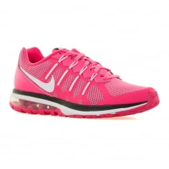 Nike Womens Air Max Dynasty Trainers (Pink Blast/White/Black)
