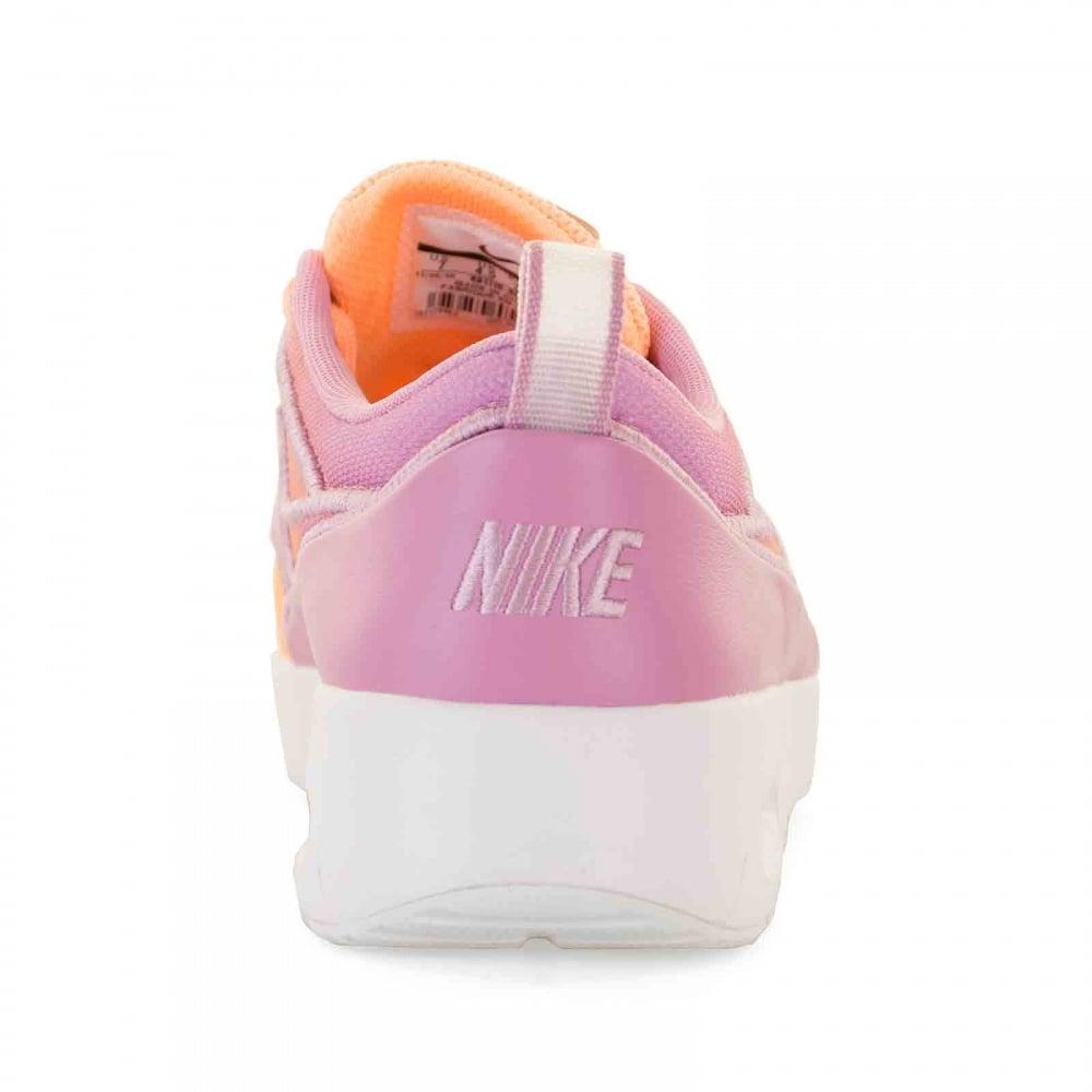 best loved e58ee 23209 Nike Womens Air Max Thea Ultra Trainers (Purple Orange)