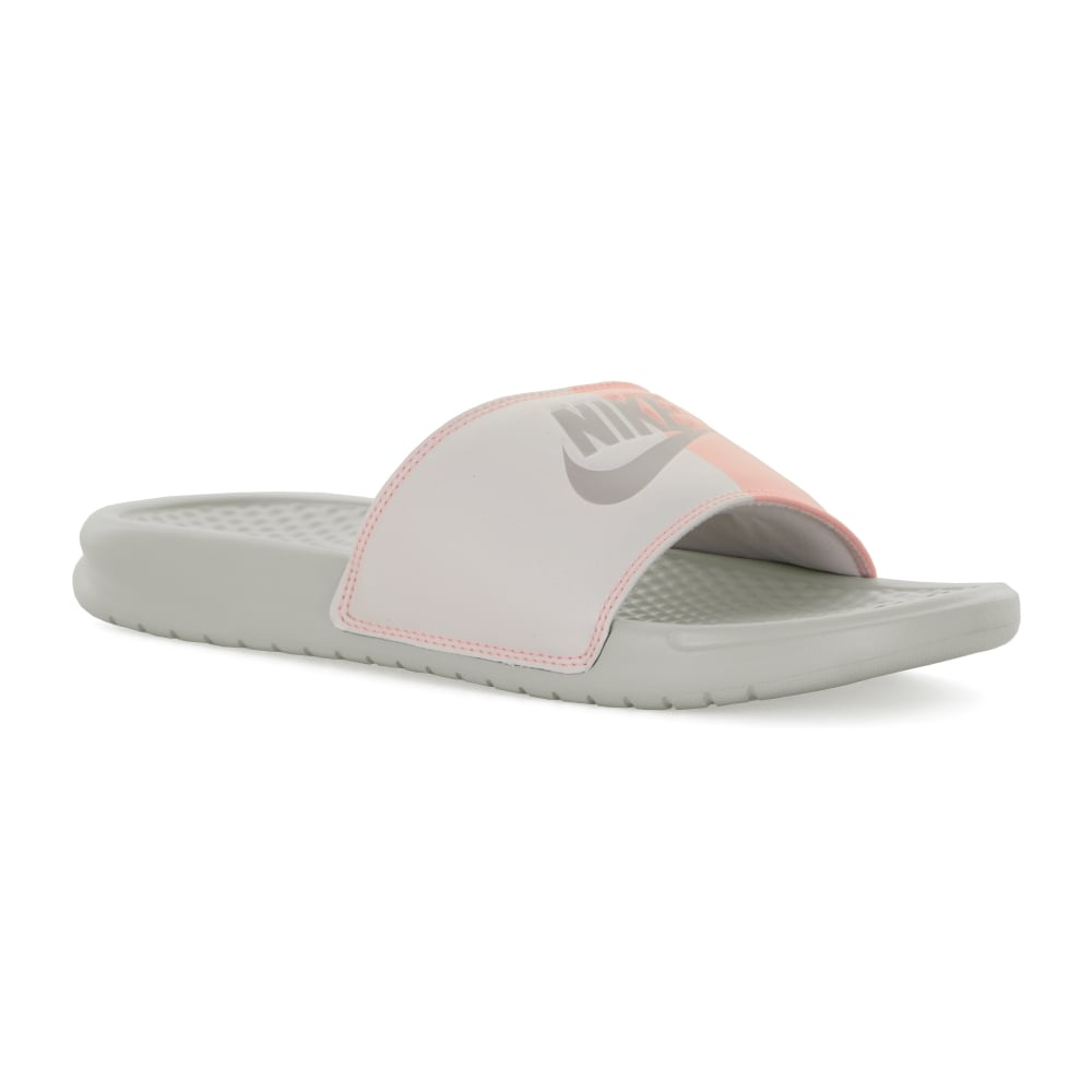 f31e620fb46854 ... where can i buy nike womens benassi jdi slides bone pink bb1d3 b9176