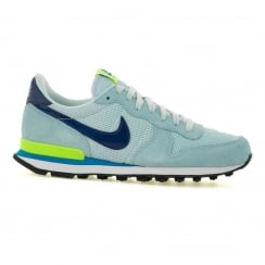 Nike Womens Internationalist Trainers (Glacier Blue/Celestial Blue/Blue Spark)
