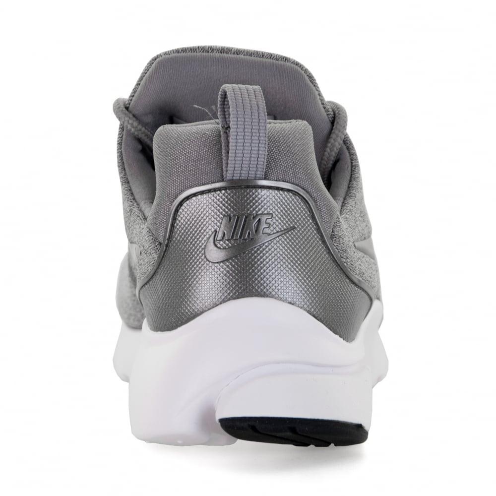 Nike Wmns Presto Fly / Metallic Silver-White jTeVB