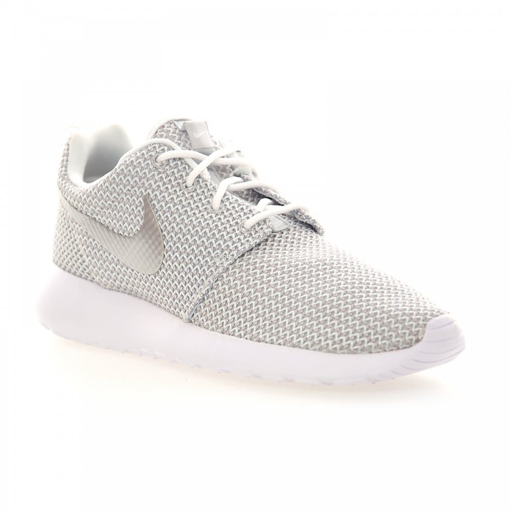 AKTBR Nike Roshe Run Womens shoes grey pink uk on sale | roshe black