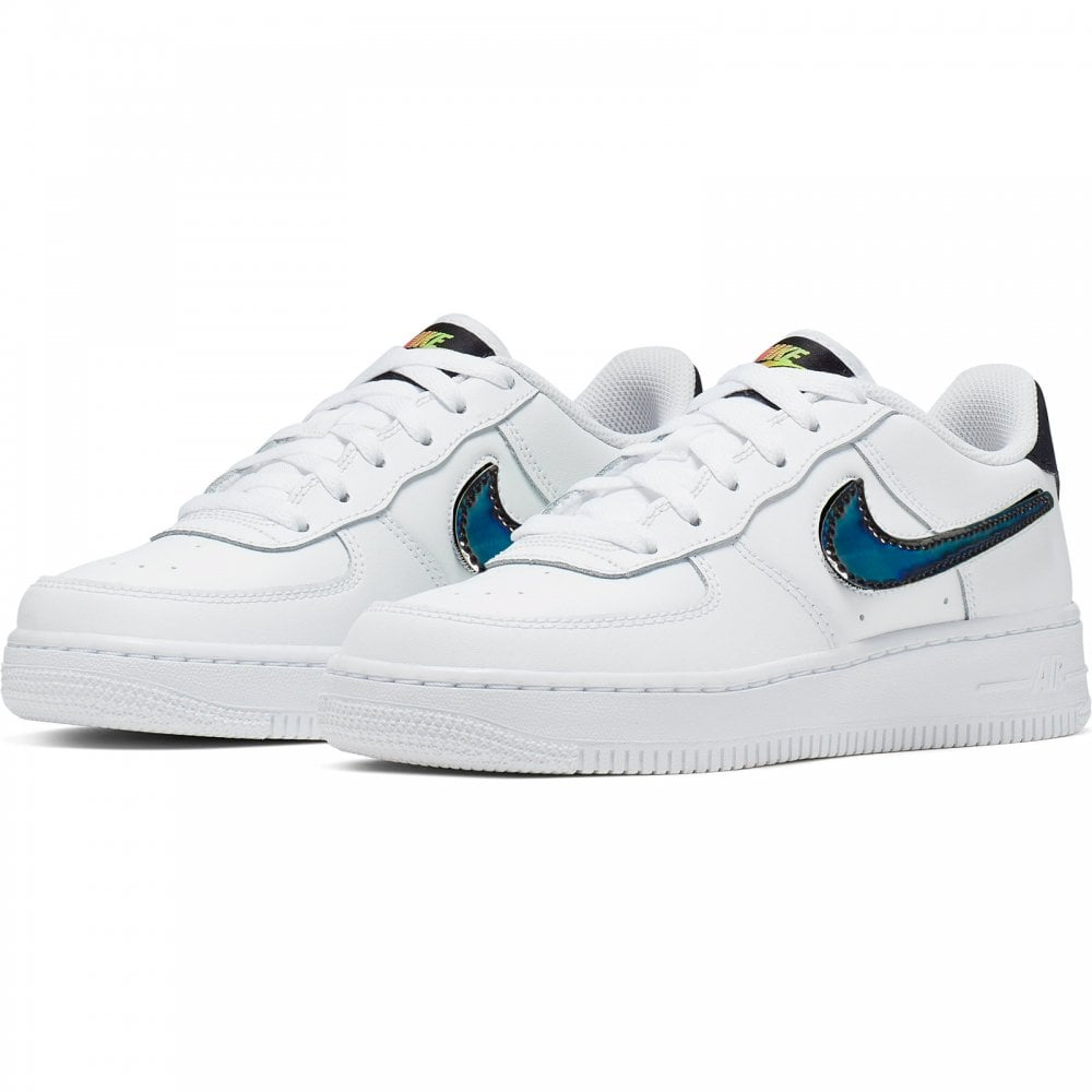Nike TrainersWhite NIKE 1 Force Youths LV8 Air bfm67gIYyv