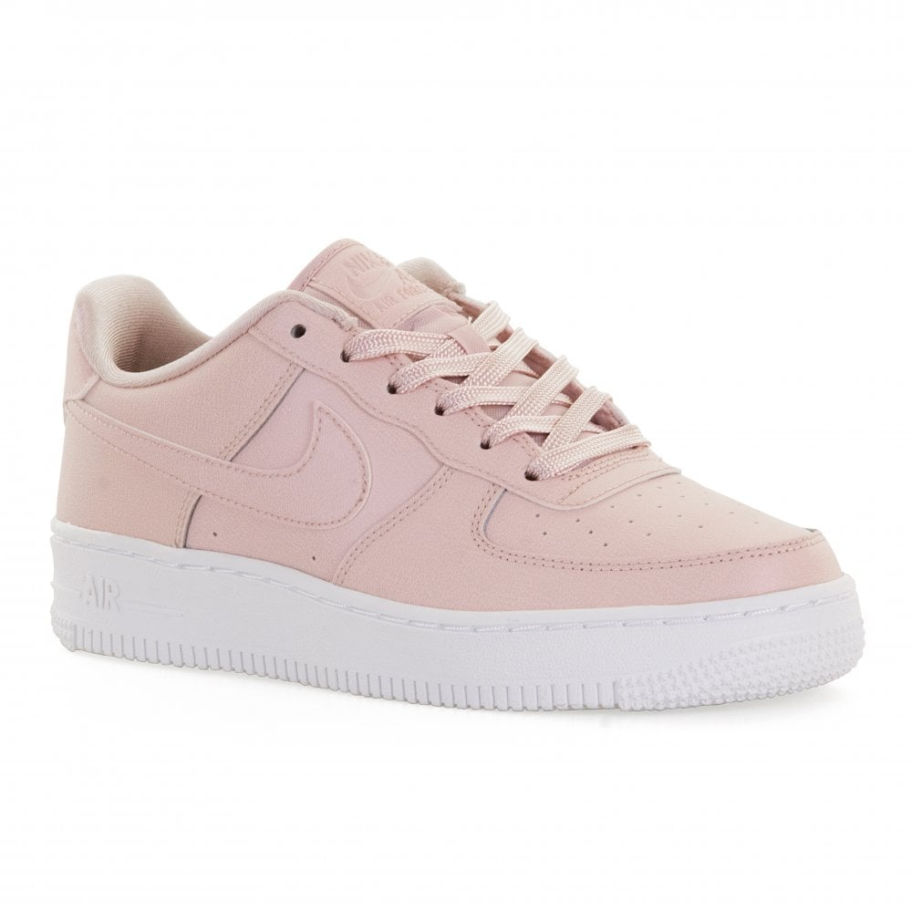 c68ef70245 Nike Youths Air Force 1 Trainers (Anthracite) - Kids from Loofes UK