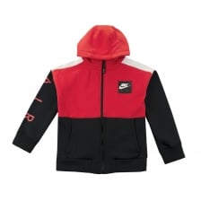 Nike Youths Air Hoody (Red)