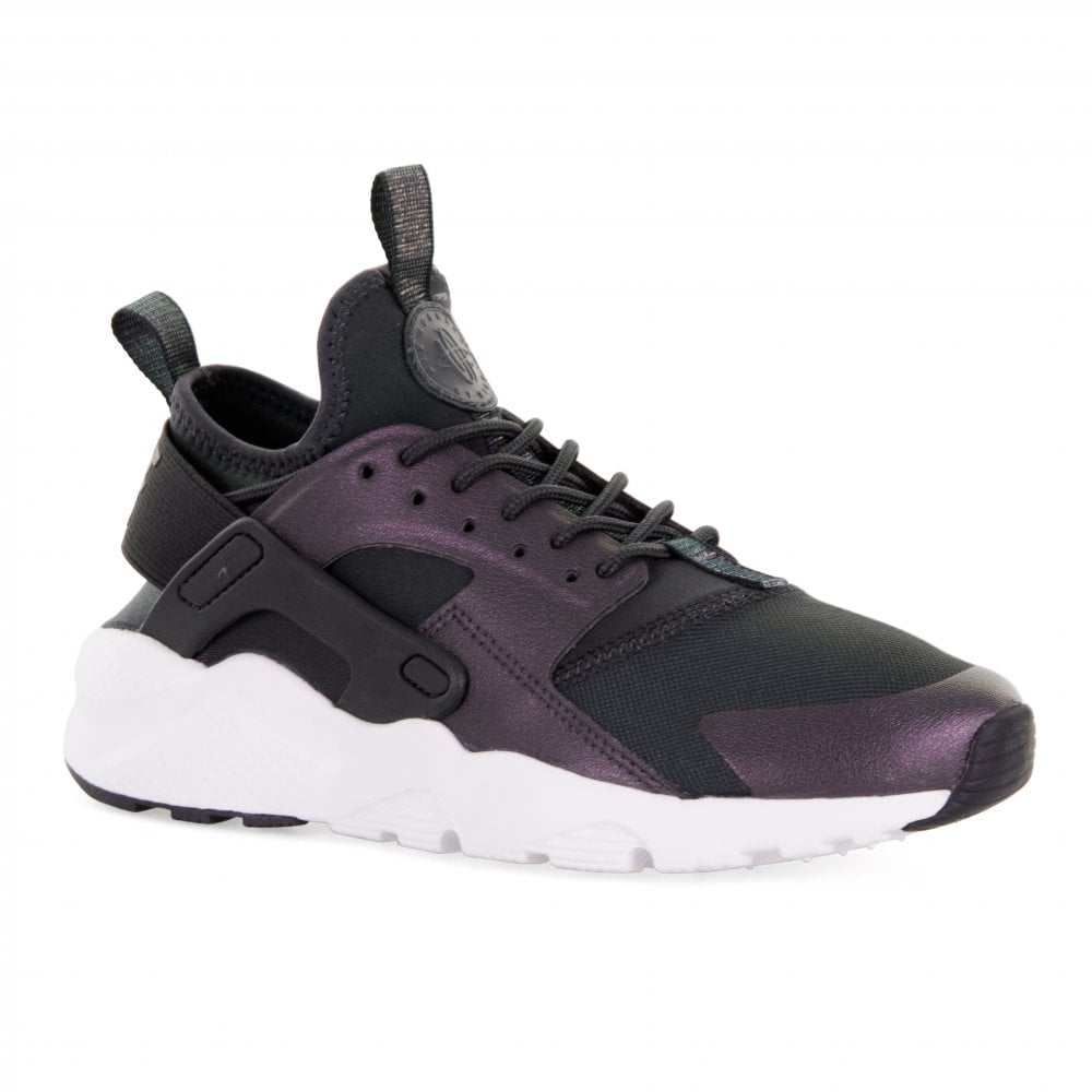616913cae6b6 NIKE Nike Youths Air Huarache Run Ultra Trainers (Anthracite) - Kids ...