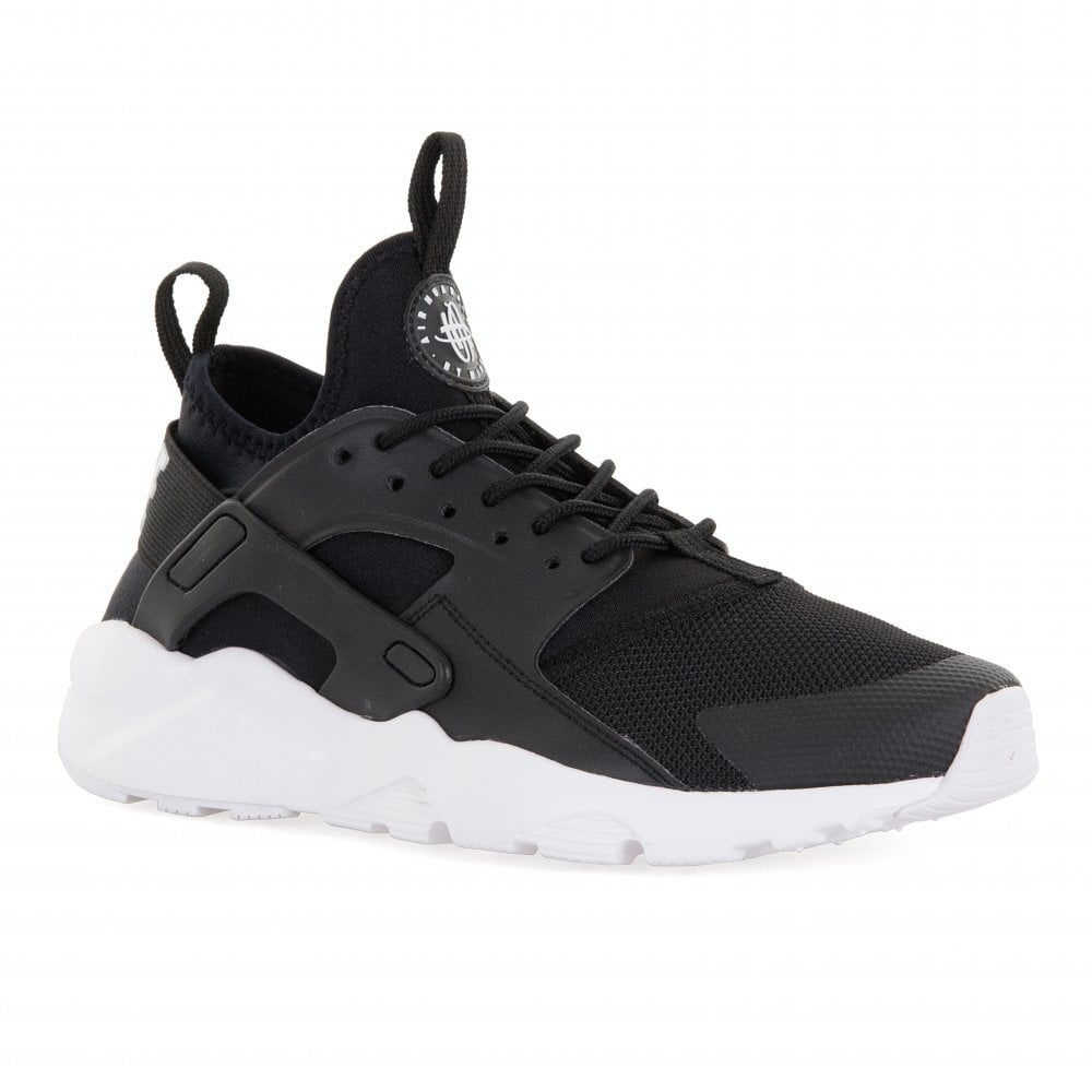 info for 58f79 0a60d Nike Nike Youths Air Huarache Run Ultra Trainers (Black)