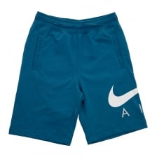 Nike Youths Air Jersey 117 Shorts (Blue)