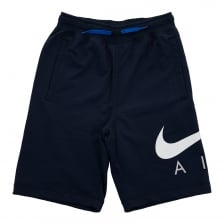 Nike Youths Air Jersey 117 Shorts (Obsidian)