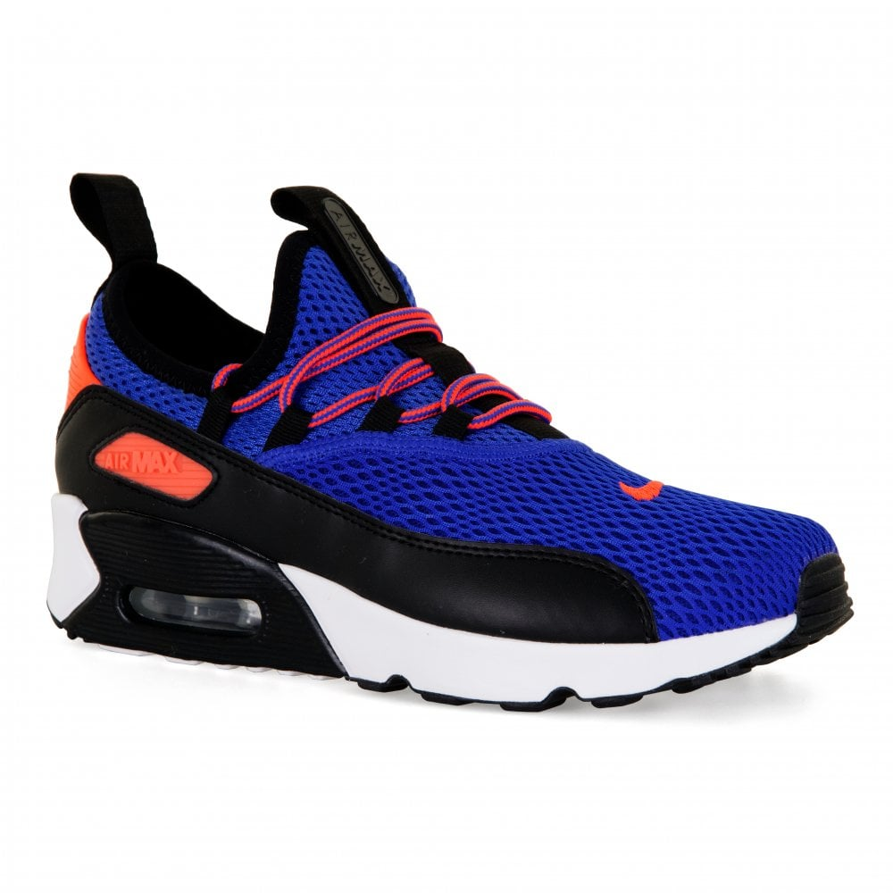 new style fd6af 95633 Nike Youths Air Max 90 EZ Trainers (Blue)