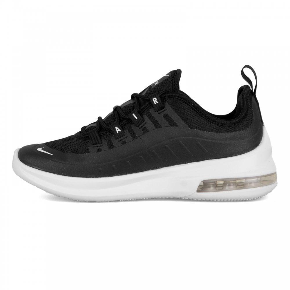 NIKE Nike Youths Air Max Axis Trainers (BlackWhite)
