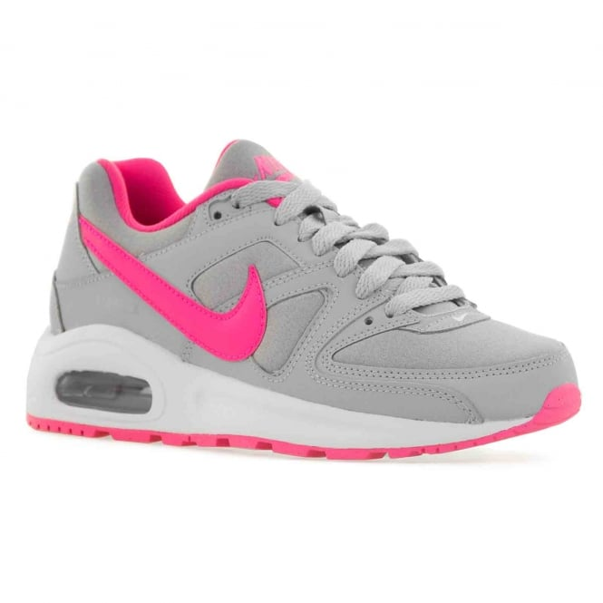 best loved 4f16d 502dc 844349061 OL102TT 519238243. nike youths air max command 316 trainers wolf  grey pink blast white ...