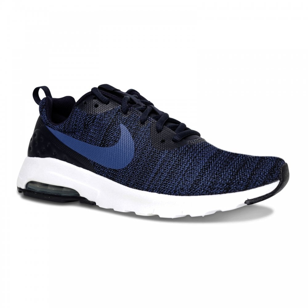 outlet store cef86 12830 Nike Youths Air Max Motion LW Trainers (Obsidian)