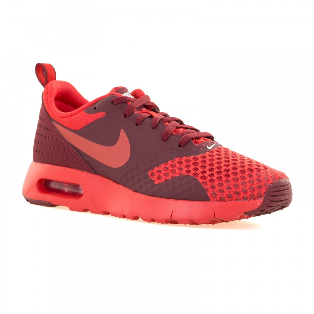 nike air max tavas red junior