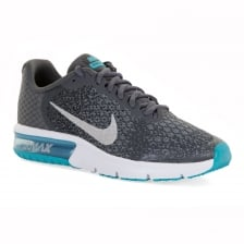 Nike Youths Air Sequent 2 Trainers (Grey)