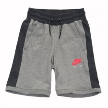 Nike Youths Air Shorts (Grey)