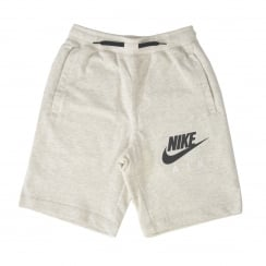 Nike Youths Air Shorts (Oat)
