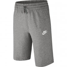 Nike Youths Futura Logo 316 Shorts (Grey)