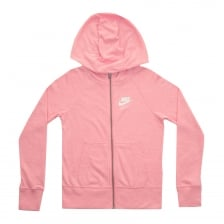 Nike Youths Girls Vintage Hoody (Melon)
