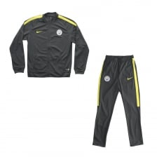 Nike Youths Manchester City 316 Track Suit (Anthracite)