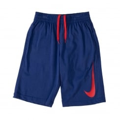 Nike Youths N45 Jersey Shorts (Royal Blue)