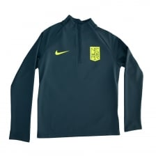 Nike Youths Neymar Squad Drill Top (Navy)